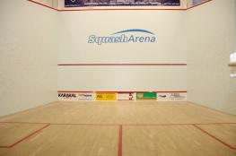 Katowice Atrakcja Squash Squash Arena