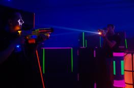 Sosnowiec Atrakcja Paintball laserowy Laserhouse