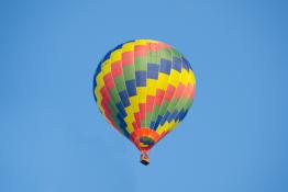 Sosnowiec Atrakcja Lot balonem Skywalkers Balloon Club