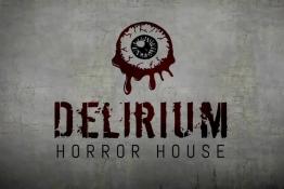 Katowice Atrakcja Dom strachu Delirium Horror House