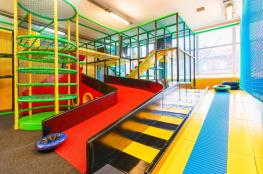 Chorzów Atrakcja Sala | plac zabaw Centrum Zabaw i Trampolin HOPSA