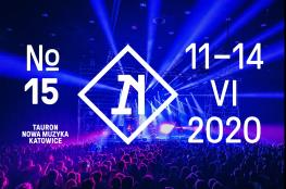 Katowice Wydarzenie Festiwal Tauron Nowa Muzyka Katowice 2020