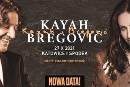 Katowice Wydarzenie Koncert Kayah i Bregović