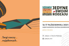 Katowice Wydarzenie Targi Targi Jedyne w Swoim Rodzaju - Katowice