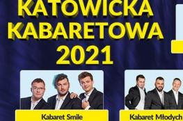 Katowice Wydarzenie Kabaret  Katowice • Katowicka Noc Kabaretowa 2021