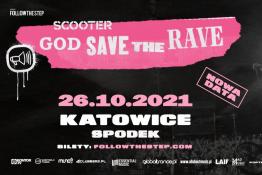 Katowice Wydarzenie Koncert Scooter / 26.10.2021 / Katowice