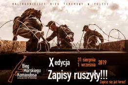 Gdynia Wydarzenie Bieg Bieg Morskiego Komandosa 2019 Gdynia