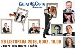 Zabrze Wydarzenie Koncert  Grupa MoCarta i Przyjaciele